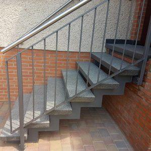 Ramme-Treppen (3)